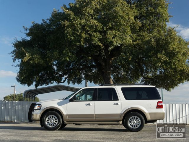 2013 Ford Expedition EL XLT 5.4L V8