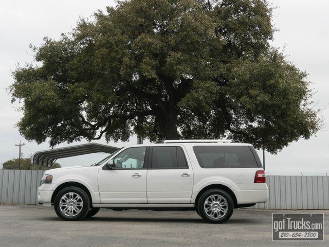 2013 Ford Expedition EL Limited 5.4L V8 4X4