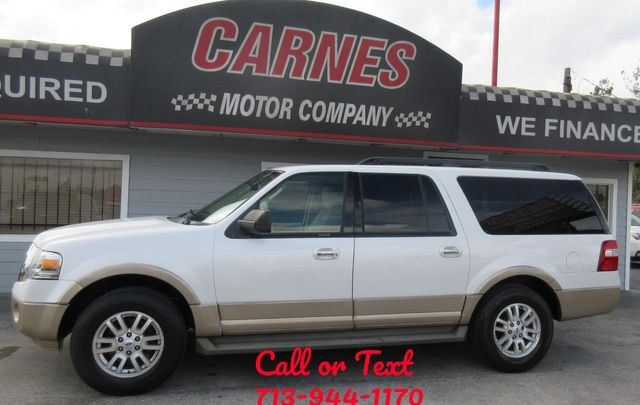 2013 Ford Expedition EL XLT south houston, TX