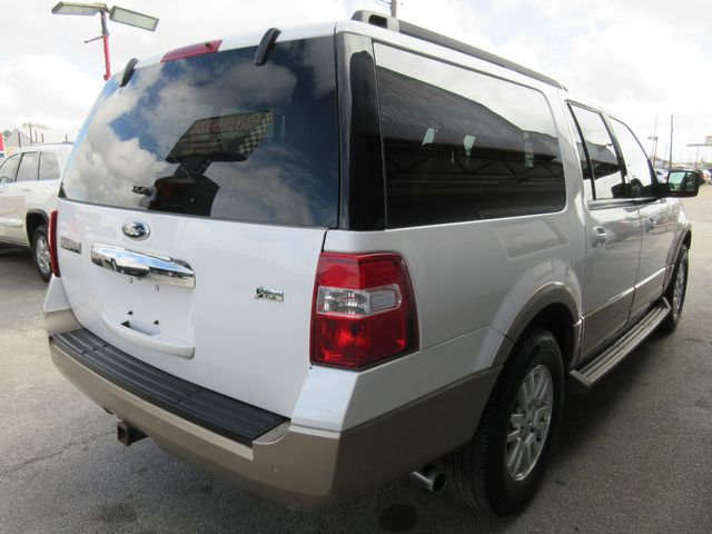 2013 Ford Expedition EL XLT south houston, TX 4