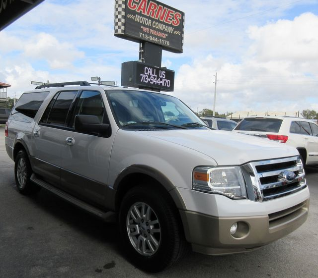 2013 Ford Expedition EL XLT south houston, TX 5