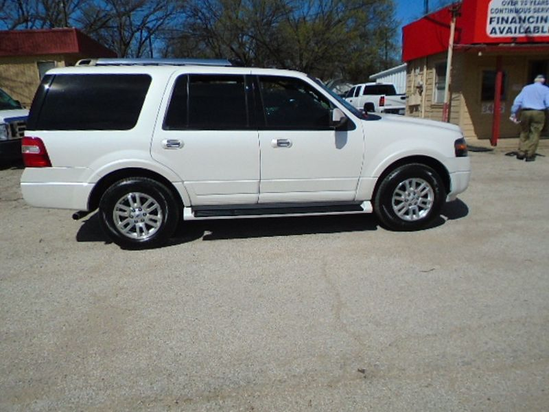 2013 Ford Expedition Limited | Fort Worth, TX | Cornelius Motor Sales in Fort Worth TX