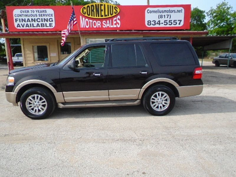 2013 Ford Expedition XLT | Fort Worth, TX | Cornelius Motor Sales in Fort Worth TX