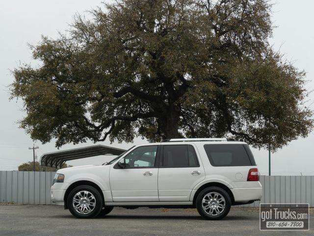 2013 Ford Expedition Limited 5.4L V8