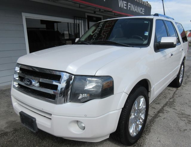 2013 Ford Expedition Limited south houston, TX 1