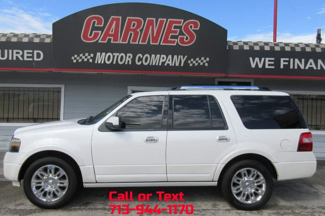 2013 Ford Expedition Limited south houston, TX