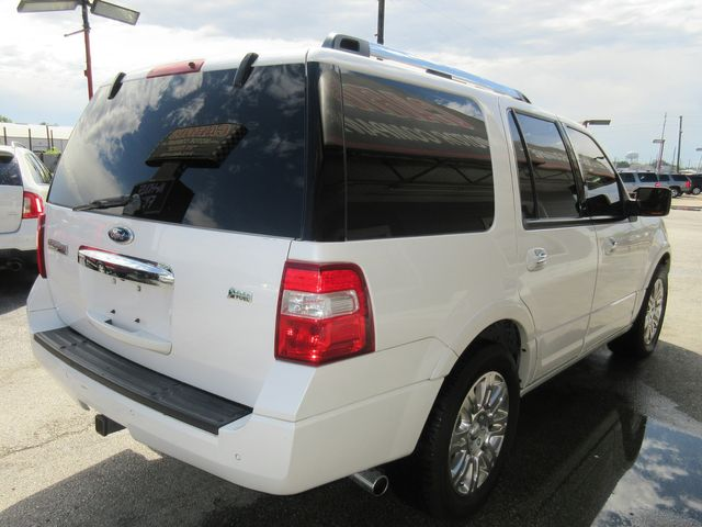 2013 Ford Expedition Limited south houston, TX 3