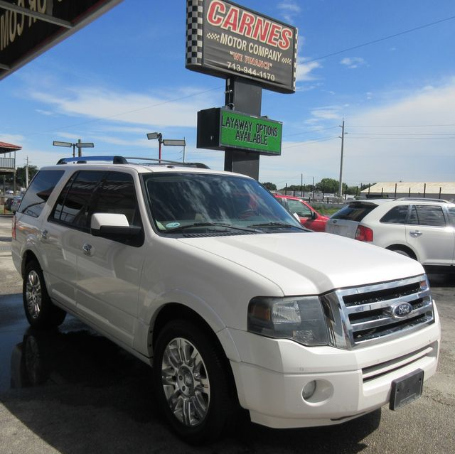 2013 Ford Expedition Limited south houston, TX 4