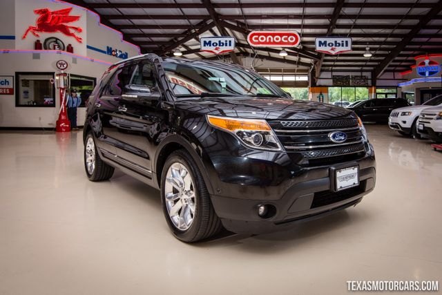 2013 Ford Explorer Limited in Addison Texas, 75001