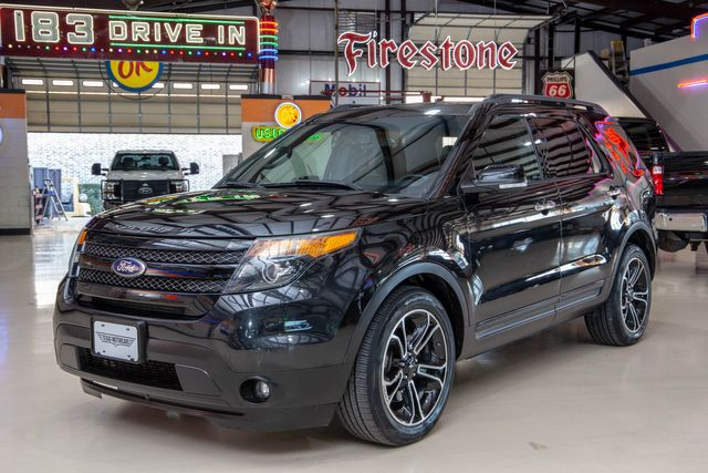 2013 Ford Explorer Sport 4x4 in Addison, Texas 75001