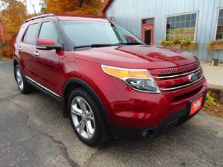 2013 Ford Explorer Limited 4WD Alexandria, Minnesota 1