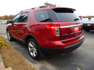 2013 Ford Explorer Limited 4WD Alexandria, Minnesota 3