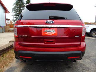 2013 Ford Explorer Limited 4WD Alexandria, Minnesota 41