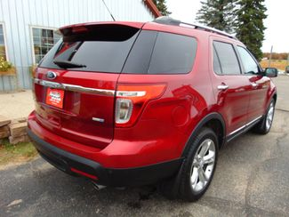 2013 Ford Explorer Limited 4WD Alexandria, Minnesota 4