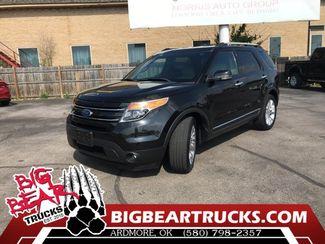 2013 Ford Explorer Limited | Ardmore, OK | Big Bear Trucks (Ardmore) in Ardmore OK