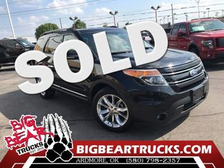 2013 Ford Explorer Limited in Oklahoma City OK