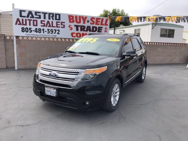 2013 Ford Explorer XLT in Arroyo Grande, CA 93420