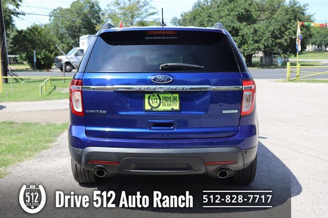 2013 Ford Explorer Limited in Austin, TX 78745
