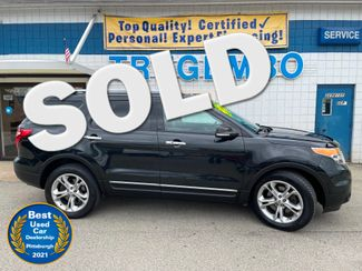 2013 Ford Explorer 4WD Limited in Bentleyville, Pennsylvania 15314