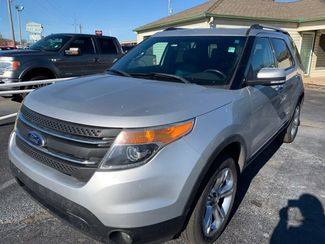2013 Ford Explorer Limited Bethany, OK