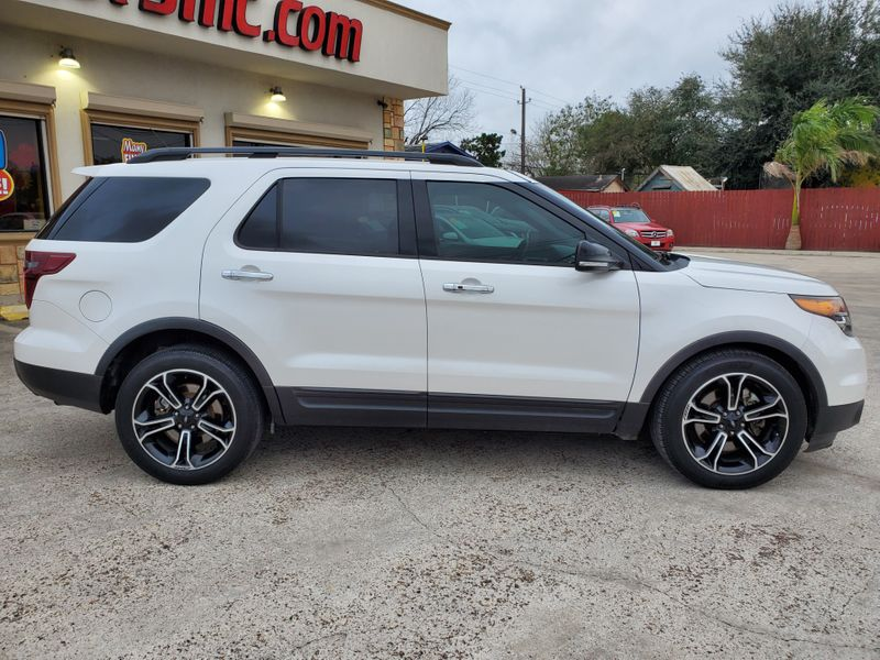 2013 Ford Explorer Sport  Brownsville TX  English Motors  in Brownsville, TX