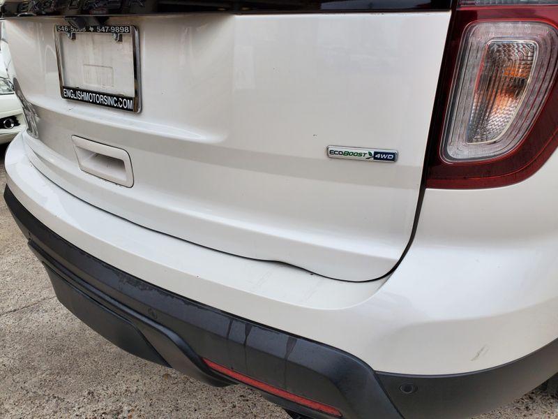 2013 Ford Explorer Sport  Brownsville TX  English Motors  in Brownsville, TX