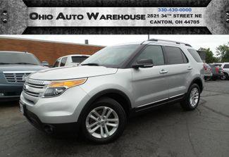 2013 Ford Explorer XLT 4x4 Navi 3rd Row 1-Owner Cln Carfax We Finance | Canton, Ohio | Ohio Auto Warehouse LLC in  Ohio