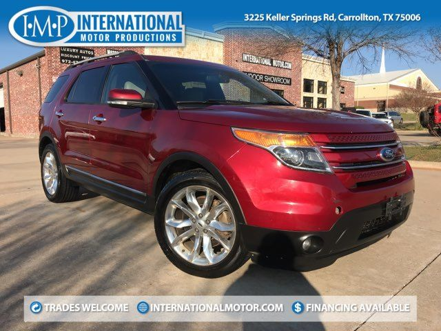 2013 Ford Explorer Limited ONE OWNER