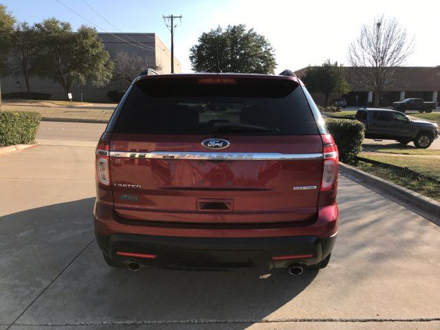 2013 Ford Explorer Limited ONE OWNER in Carrollton, TX 75006