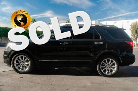 2013 Ford Explorer Limited in cathedral city