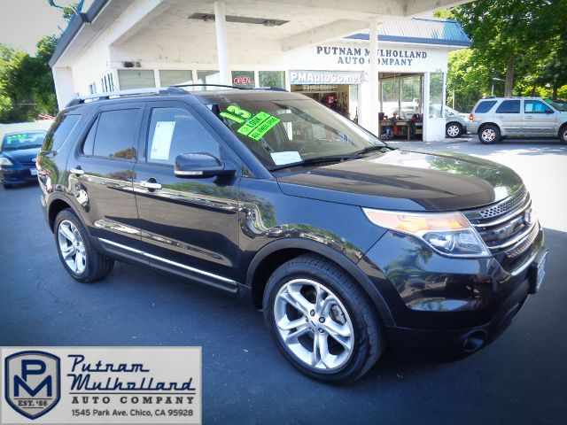 2013 Ford Explorer Limited in Chico, CA 95928
