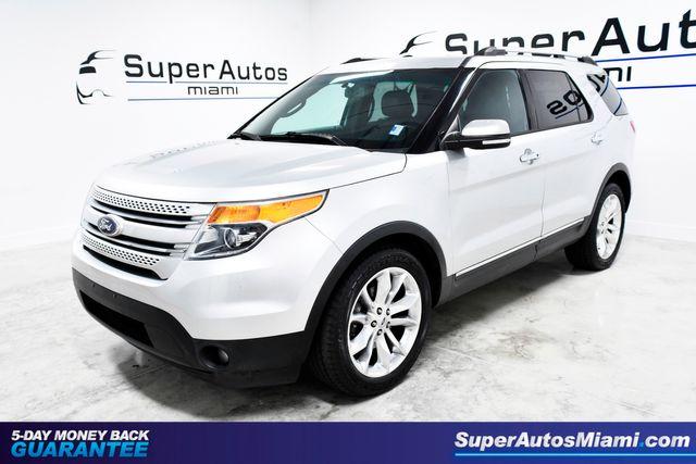2013 Ford Explorer Limited in Doral, FL 33166