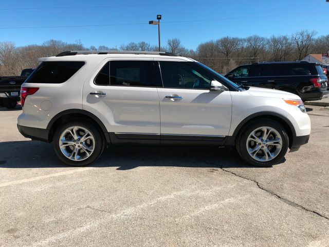 2013 Ford Explorer Limited in Gower Missouri, 64454