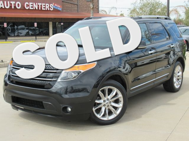 2013 Ford Explorer Limited | Houston, TX | American Auto Centers in Houston TX