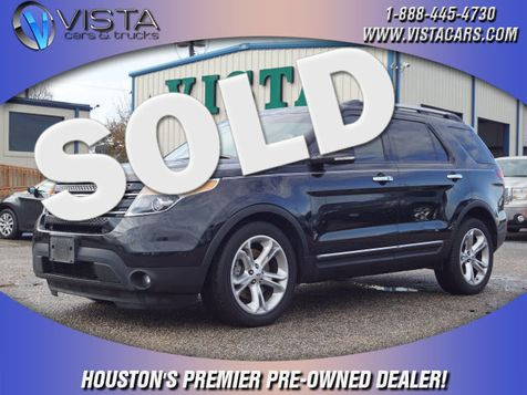 2013 Ford Explorer Limited in Houston, Texas