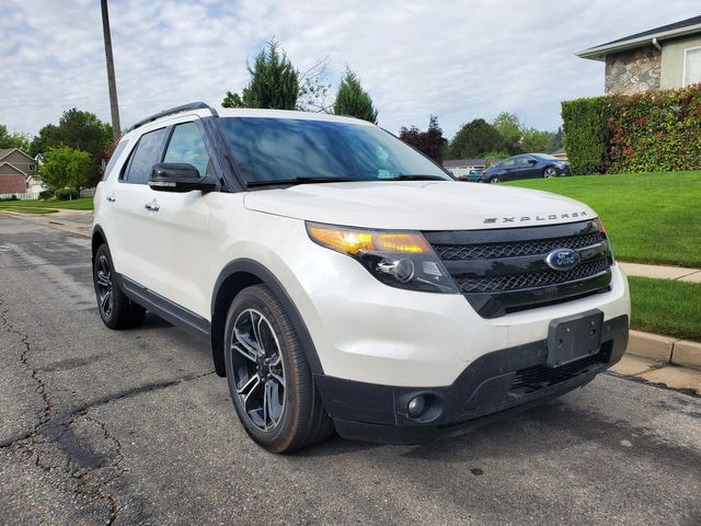 2013 Ford Explorer Sport in Kaysville, UT 84037