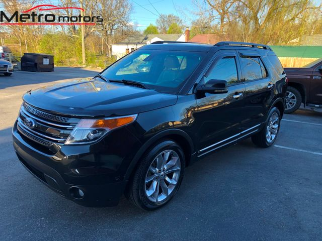 2013 Ford Explorer Limited Knoxville , Tennessee 10