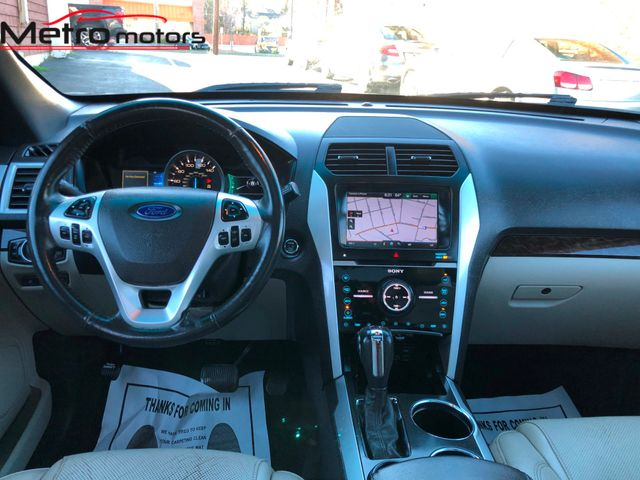 2013 Ford Explorer Limited Knoxville , Tennessee 40