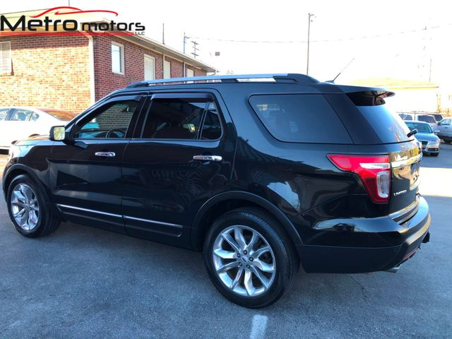2013 Ford Explorer Limited Knoxville , Tennessee 44