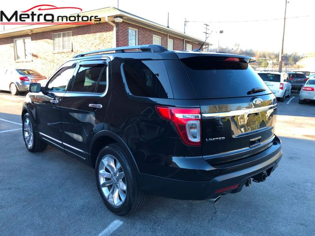 2013 Ford Explorer Limited Knoxville , Tennessee 45