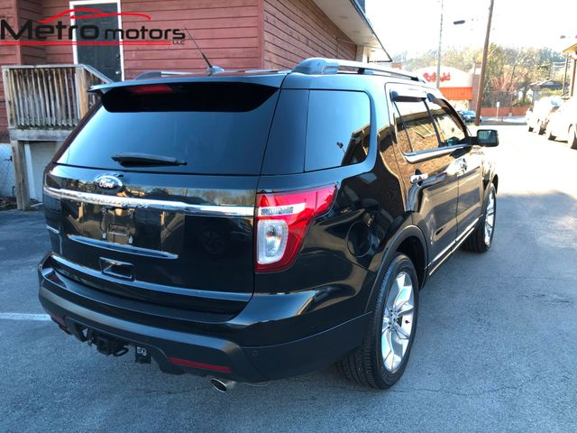 2013 Ford Explorer Limited Knoxville , Tennessee 55