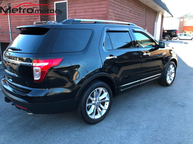 2013 Ford Explorer Limited Knoxville , Tennessee 56