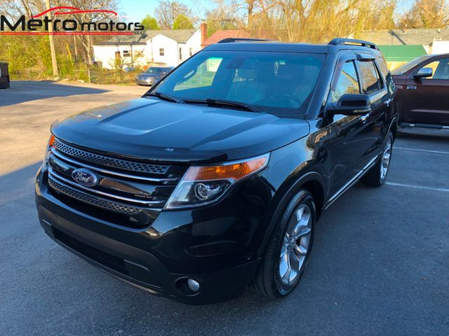 2013 Ford Explorer Limited Knoxville , Tennessee 9