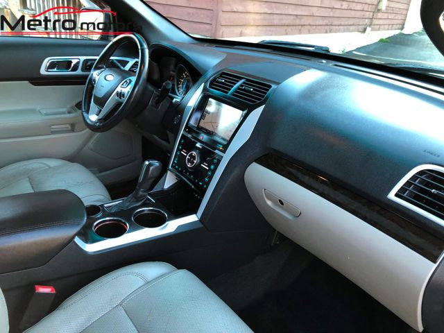 2013 Ford Explorer Limited Knoxville , Tennessee 71