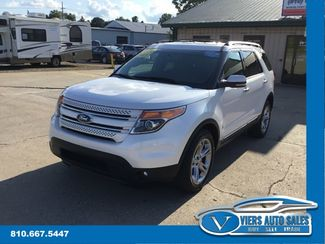 2013 Ford Explorer Limited AWD in Lapeer, MI 48446