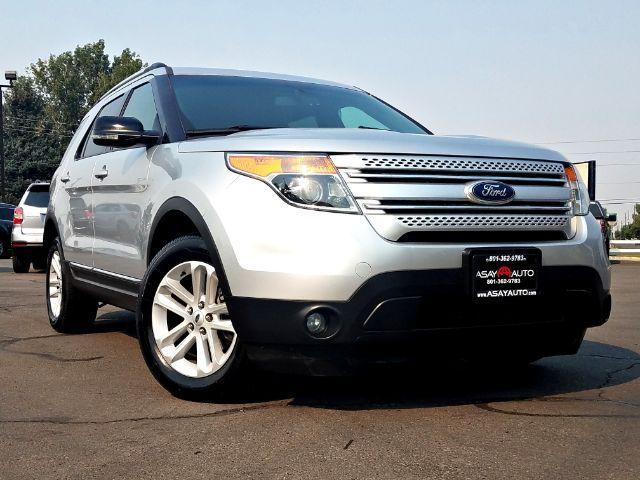 2013 Ford Explorer XLT LINDON, UT 9
