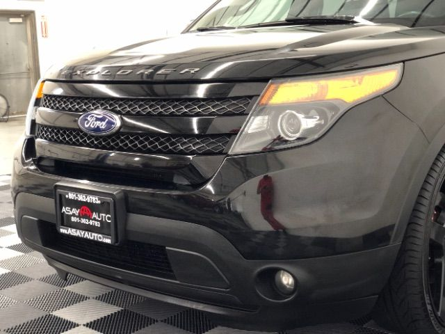2013 Ford Explorer Sport LINDON, UT 10