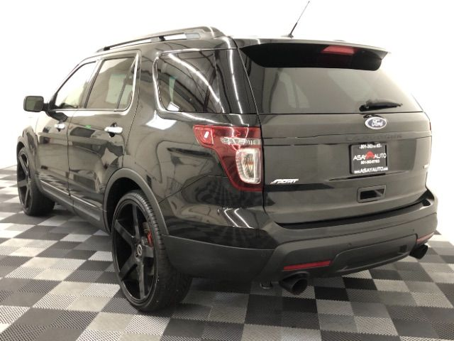 2013 Ford Explorer Sport LINDON, UT 3