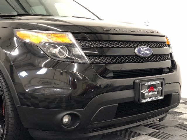 2013 Ford Explorer Sport LINDON, UT 8