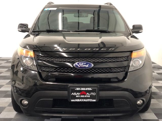 2013 Ford Explorer Sport LINDON, UT 9